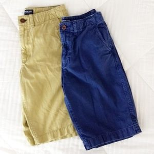 American Eagle Lot of 2 Longboard Shorts